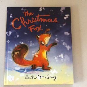 "New Children's Christmas book ""The Christmas Fox"""